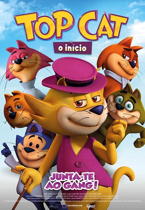 TOP CAT O INÍCIO