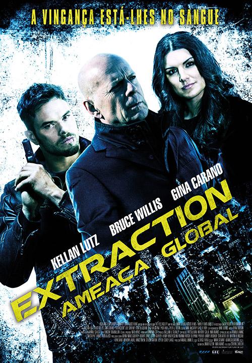 EXTRACTION AMEAÇA GLOBAL