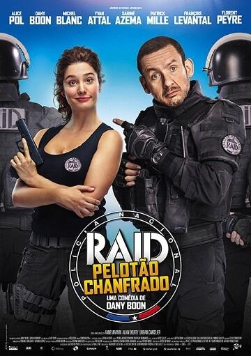 RAID PELOTÃO CHANFRADO