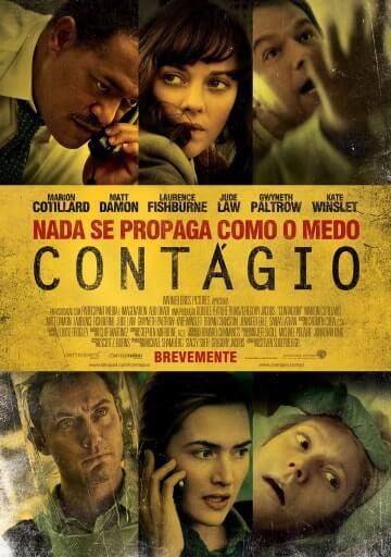 CONTÁGIO