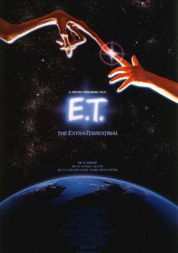 E. T. O EXTRATERRESTRE
