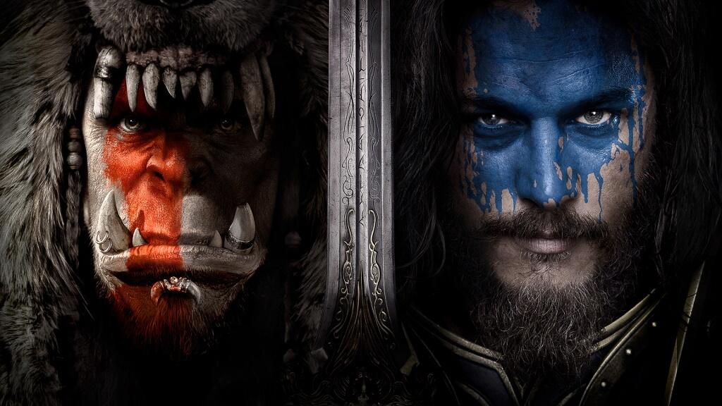 Warcraft O Primeiro Encontro de Dois Mundos