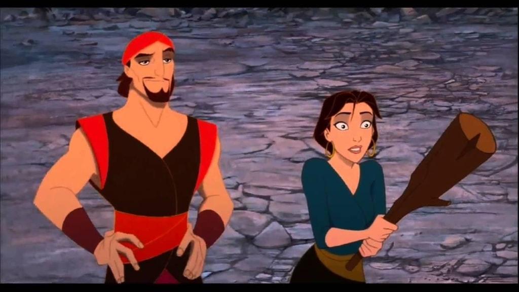Sinbad: A Lenda dos Sete Mares - DStv Pipoca