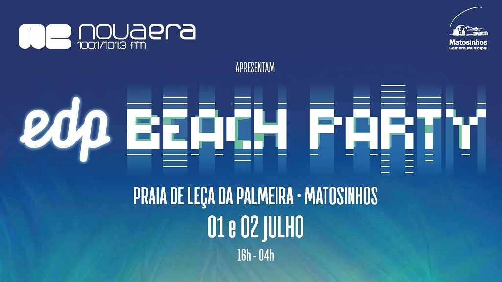 PASSATEMPO BILHETES DUPLOS BEACH PARTY DA NOVA ERA