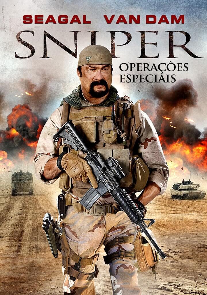 SNIPER OPERAÇÕES ESPECIAIS - Cinemundo