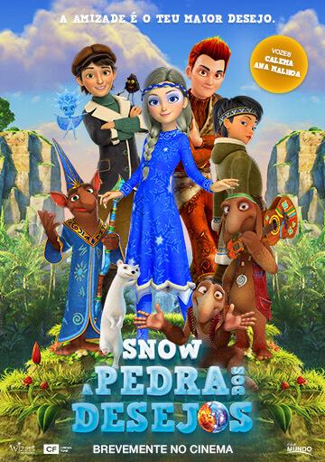 SNOW A PEDRA DOS DESEJOS