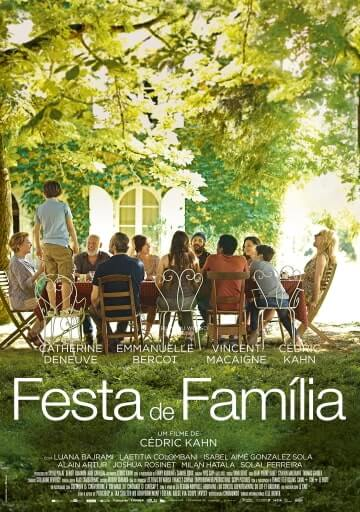 FESTA DE FAMÍLIA