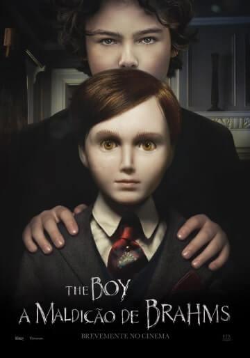 THE BOY - A MALDIÇÃO DE BRAHMS