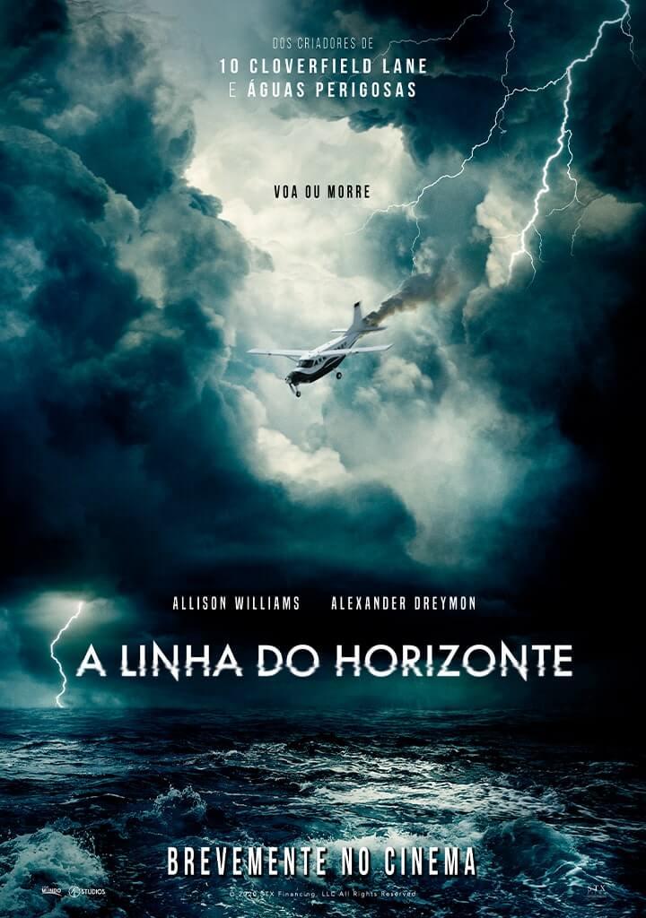 A LINHA DO HORIZONTE