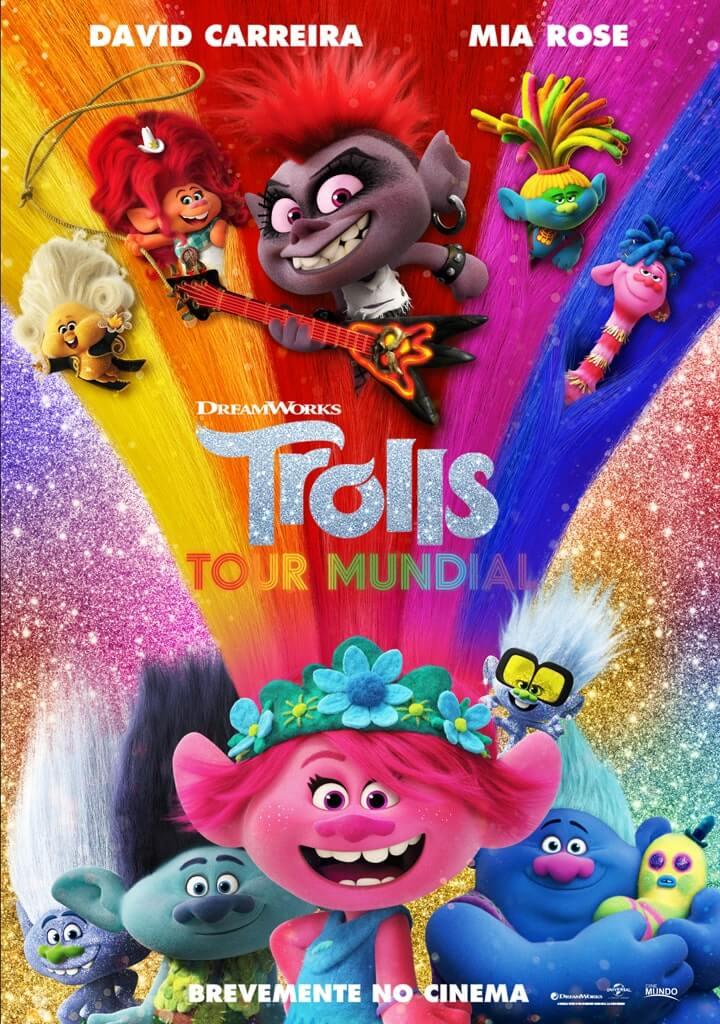 TROLLS: TOUR MUNDIAL