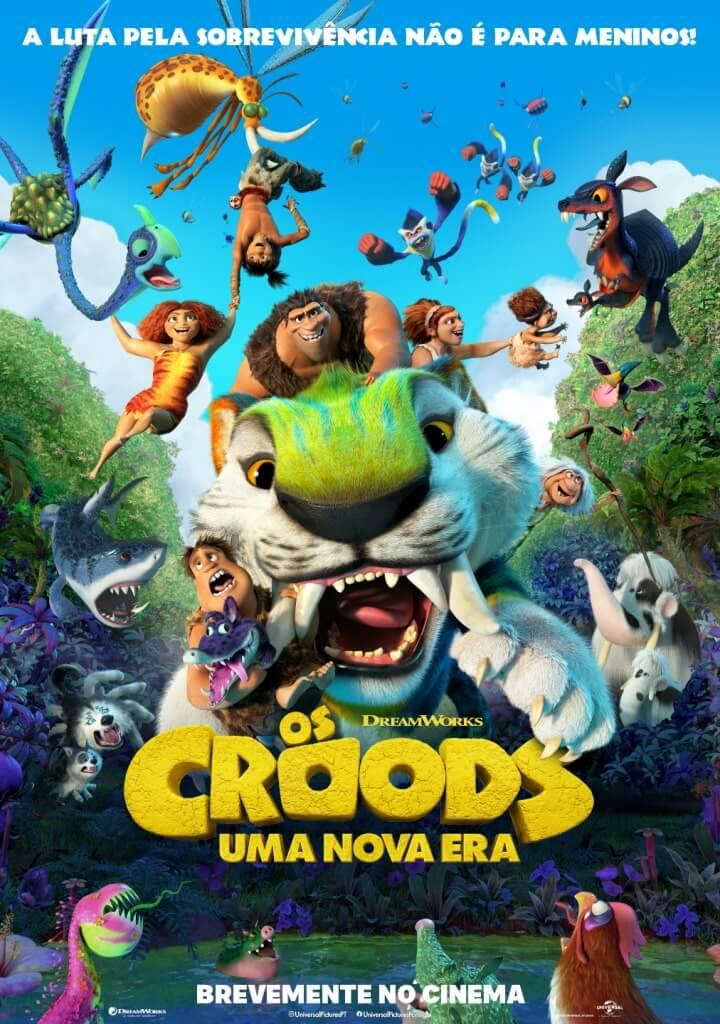 OS CROODS - UMA NOVA ERA